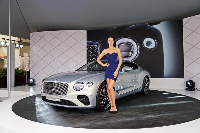 Bentley, Continental GT,