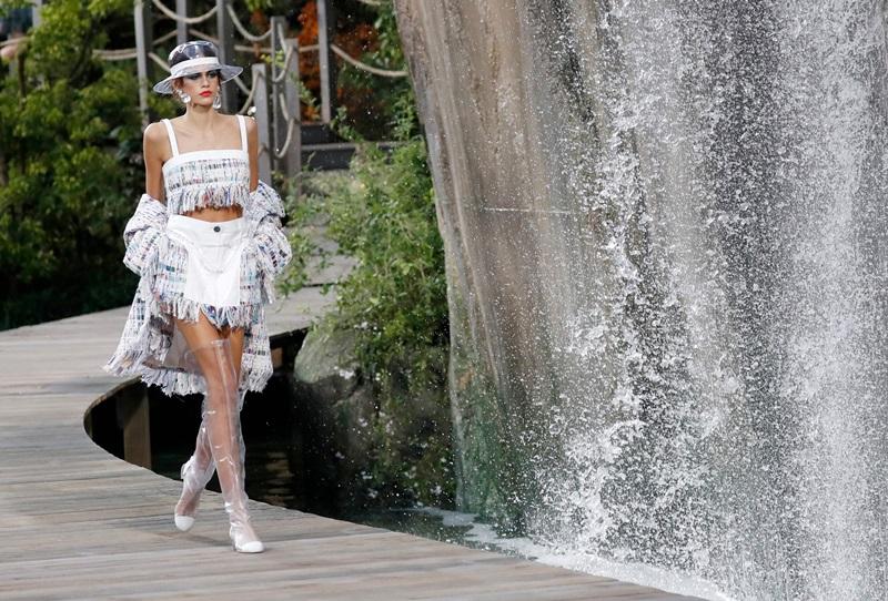 巴黎時裝周