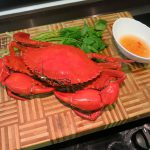 GWZFOOD, 王子, 凍蟹, 潮州凍蟹, 白醋, 紅醋, Tabasco,