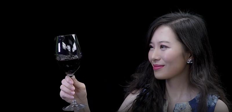 Stacey,葡萄酒,品酒,顏色,掛杯,透明度,品酒步驟,