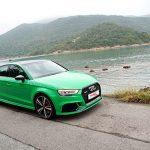 Audi,RS 3,Sedan,跑車,