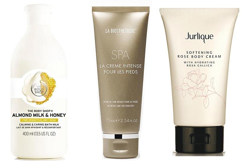 Beauty,The Body Shop,La Biosthetique,Jurlique,Caudalie,Kiehl's,Lush,
