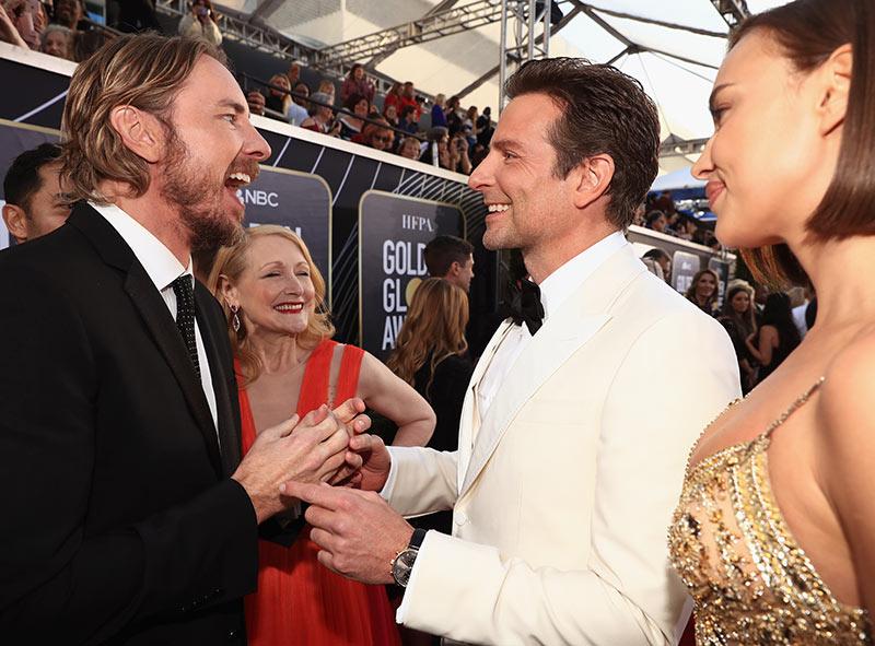 畢列谷巴, Bradley Cooper, IWC, Portugieser, 金球獎,