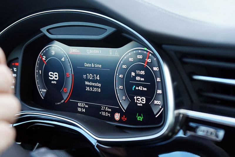 Audi;Q8;四門房跑車;SUV;Q8 50 TDI quattro;