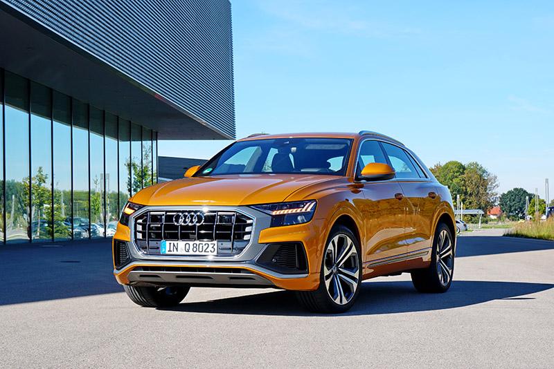 有片:慕尼黑首試 Audi Q8 – Q嘜新舵手
