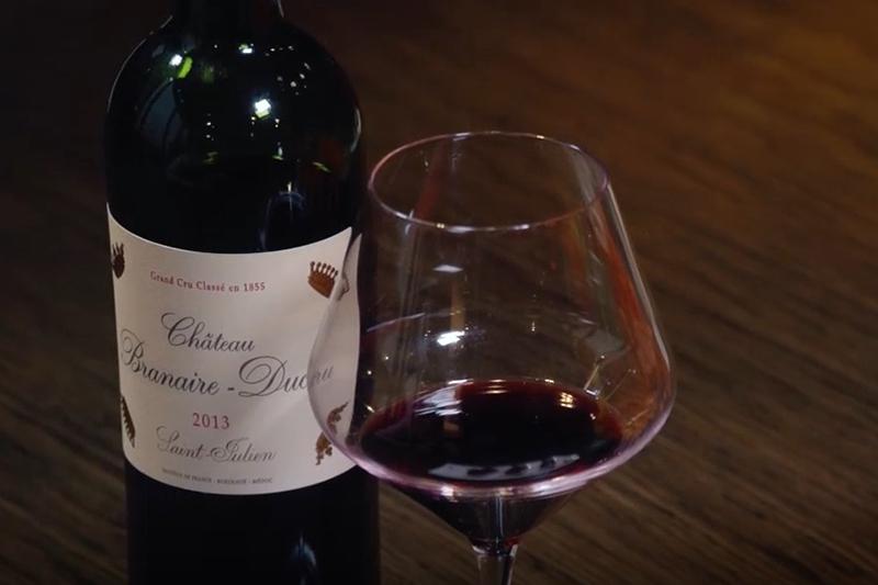 Stacey,Wine,周伯通,Château Branaire Ducru,Lunaria,大都淮揚,廖碧兒,紅酒,郭雅詩,波爾多,小籠包,貢棗糕,