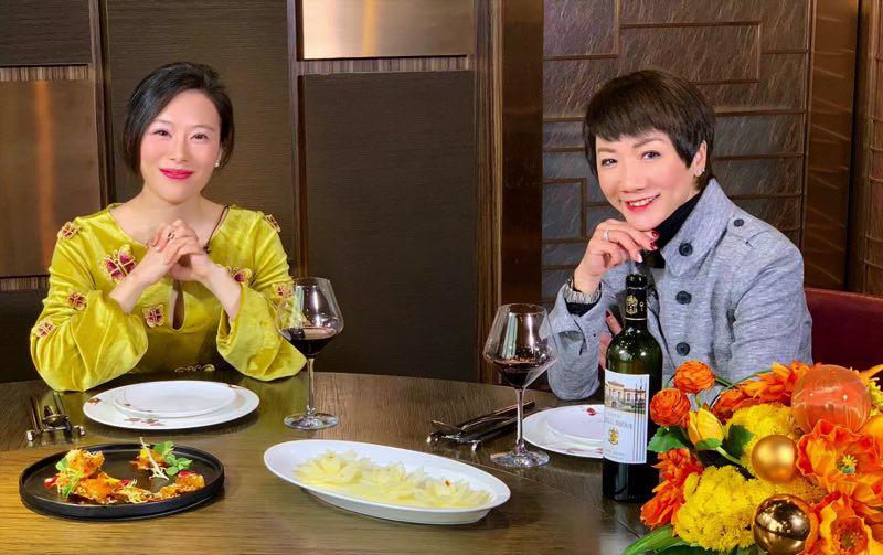 Stacey的葡萄酒世界: 與美食家把酒細味淮揚名菜