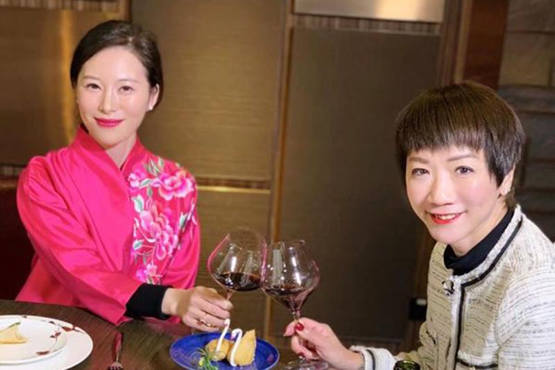 Stacey的葡萄酒世界:精品淮揚糕點 配酒不配茶