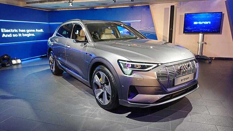 有片:Audi e-tron – 全電出擊