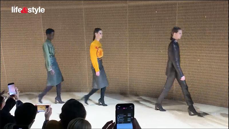 fw19, parisfashionweek, pfw, Hermès, 巴黎時裝周2019, 巴黎米蘭,