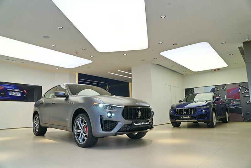 Maserati Levante Vulcano, SUV, 瑪莎拉蒂
