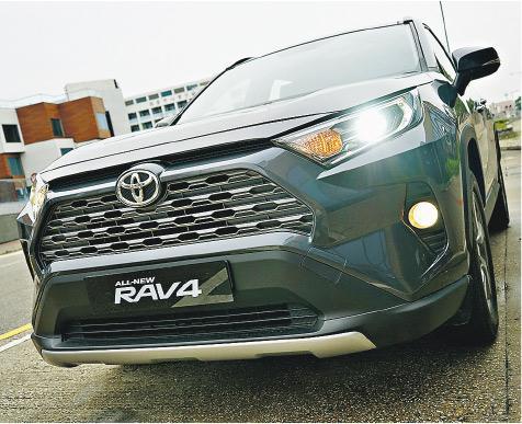 Toyota,RAV4,SUV,