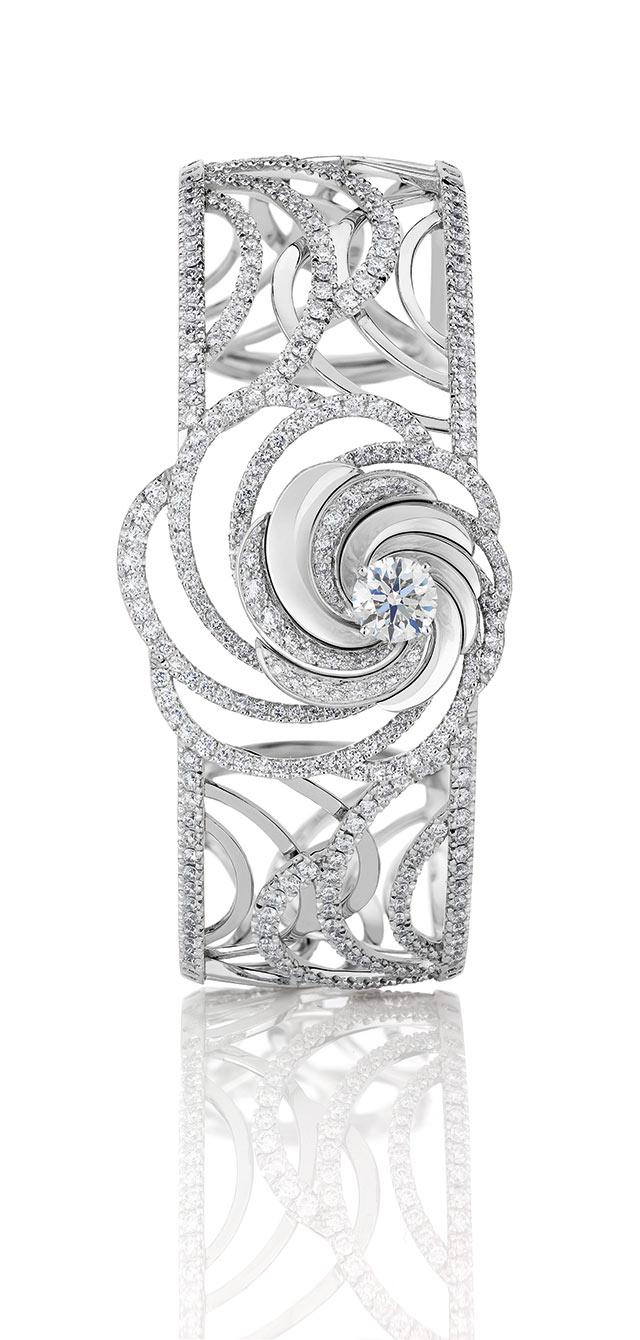 Aria高級珠寶鑽石手鐲
