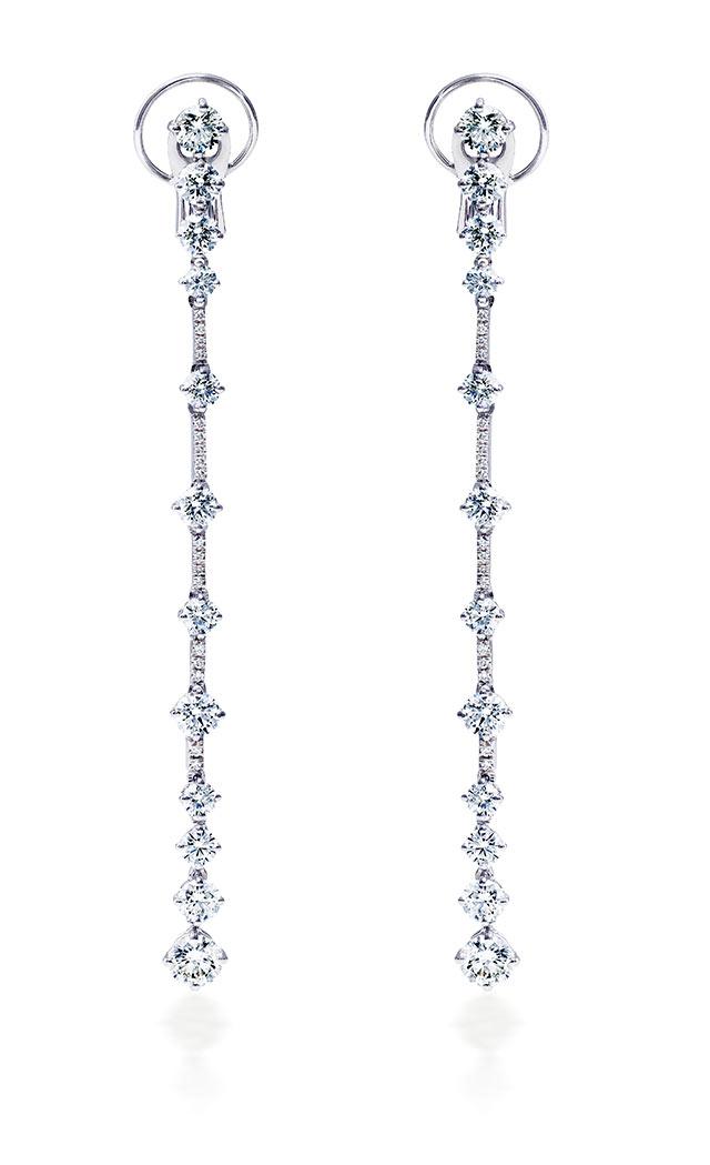Arpeggia高級珠寶鑽石耳環