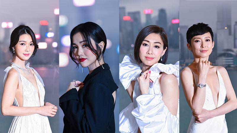 De Beers珠寶系列 與群星一同閃耀第三十八屆香港電影金像獎頒獎典禮