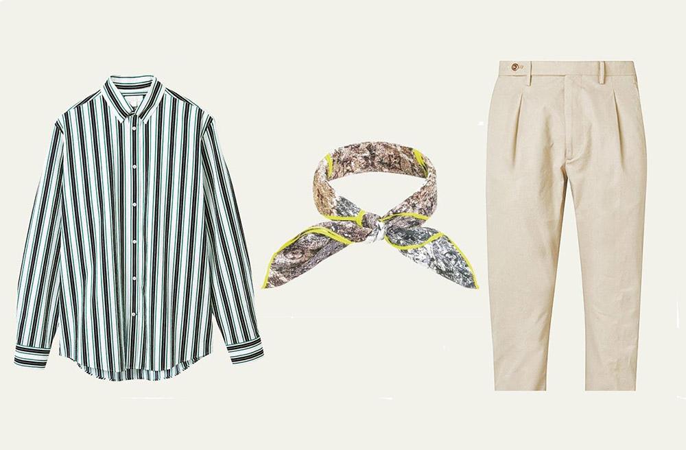 【2019春夏男裝】 Louis Vuitton、Zanella 新品 穿搭出夏日新裝