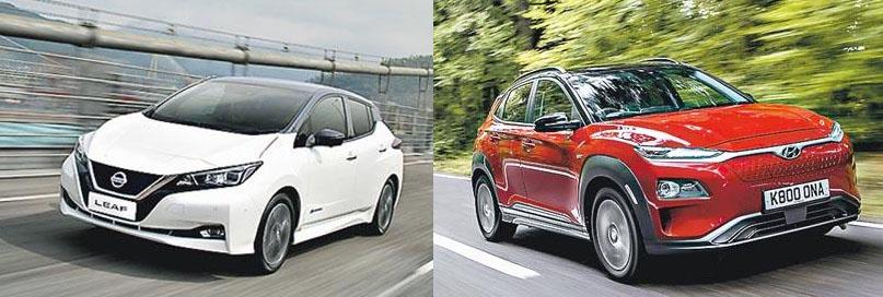 Nissan、Hyundai 平民化電動車大軍壓境 進入「零排放新車時代」