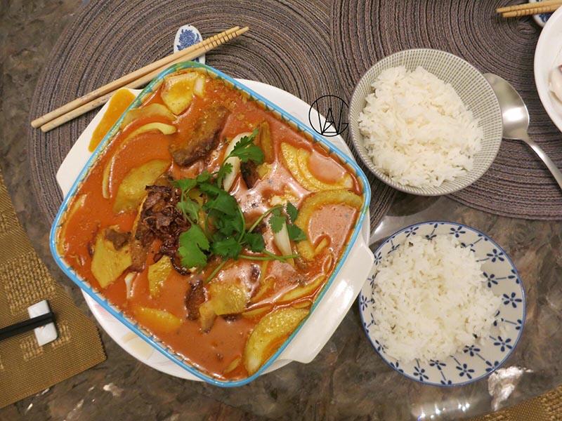 GWZFOOD:咖喱雞扒 即食咖喱醬並唔係咁簡單