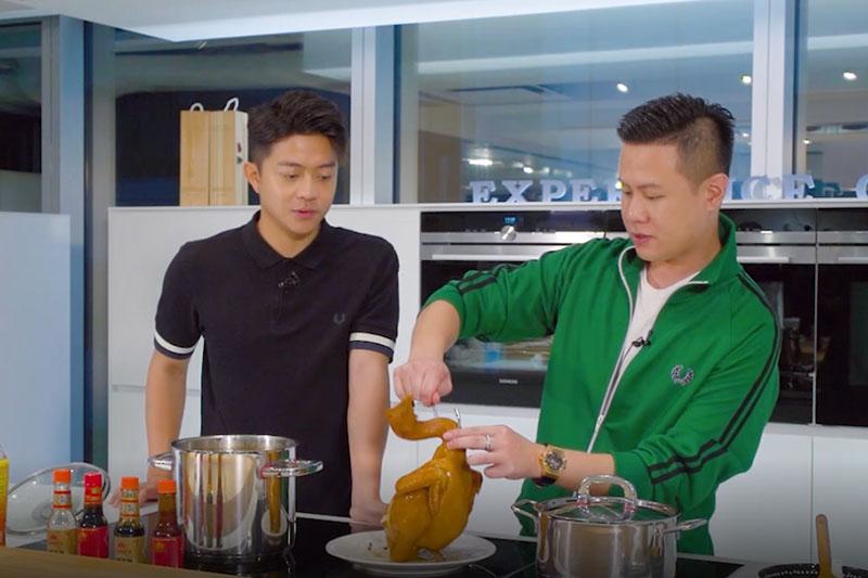 【有片】王子煮場 菜式昇華大計之特製豉油雞