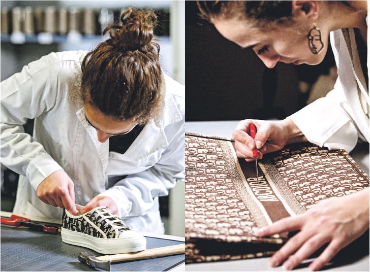 期間限定:Dior 愛袋加「名」 獨一無二