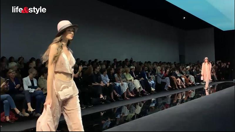 Emporio Armani, Milano, milanfashionweek, MilanandParisFashionWeek, 2020春夏米蘭時裝周