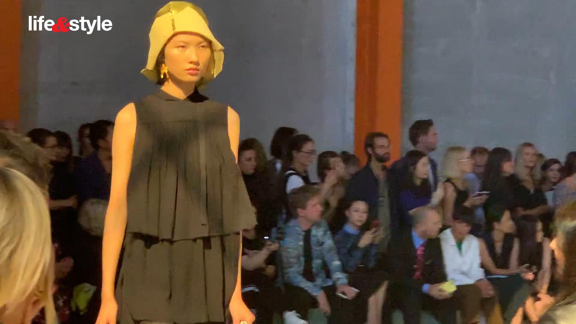 【直擊 2020春夏米蘭時裝周】Prada 女裝新定義