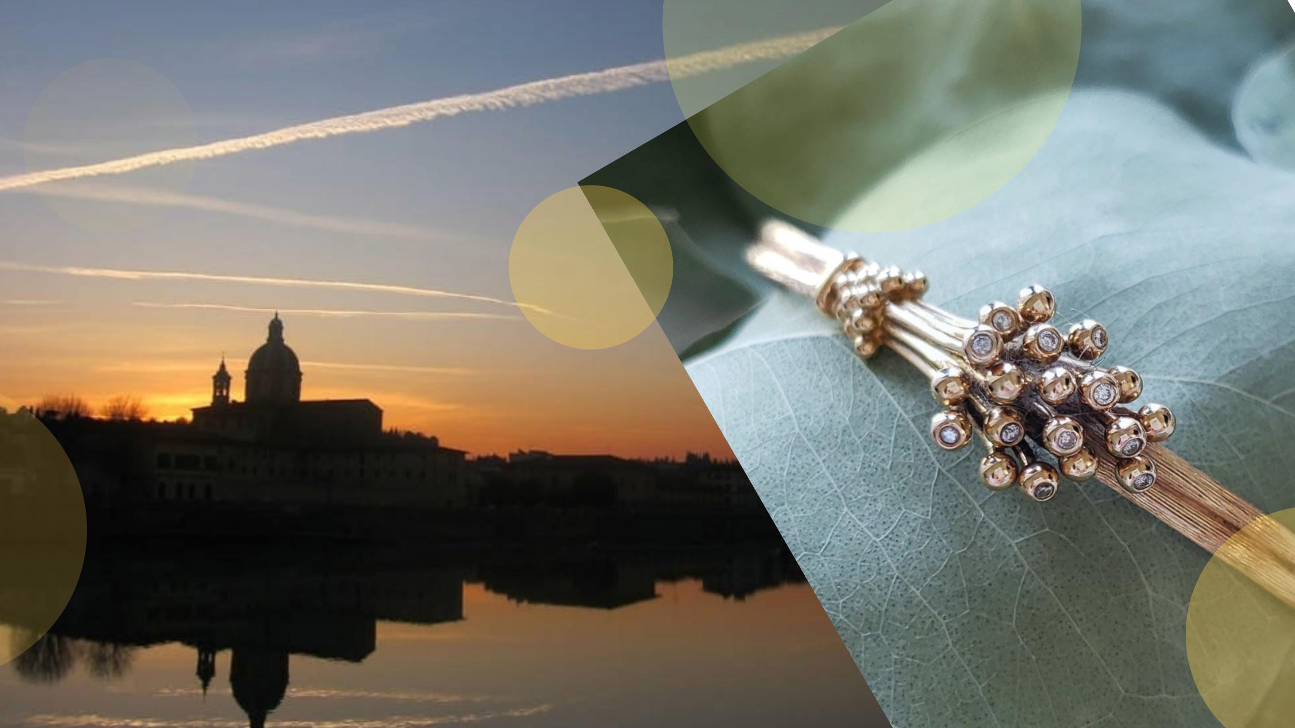 Karen 珠寶飾説話 – 佛羅倫斯之旅 平靜心靈 釋放創作空間