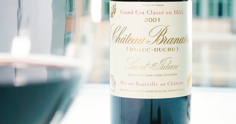 Saint Julien, Grand Cru Classe, Chateau Brainaire-Ducru