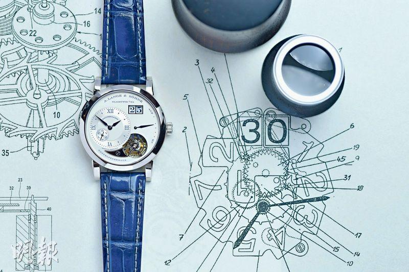 Watches, Lange 1 Tourbillon ''25th Anniversary''