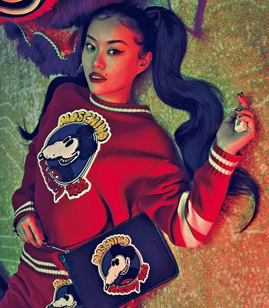 【Fashion】走在街頭迎新春  喜感設計 「鼠」不簡單