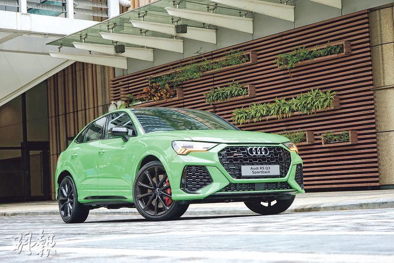 【Audi】Car:注入跑車基因 SUV更添辣味