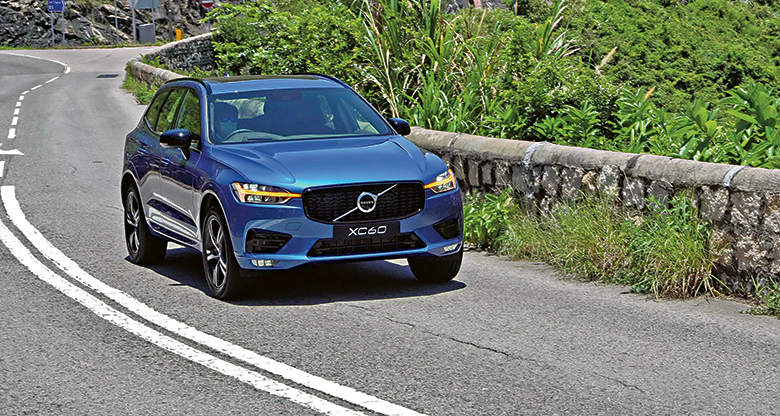 新版Volvo XC60 B5 R-Design 混身是勁