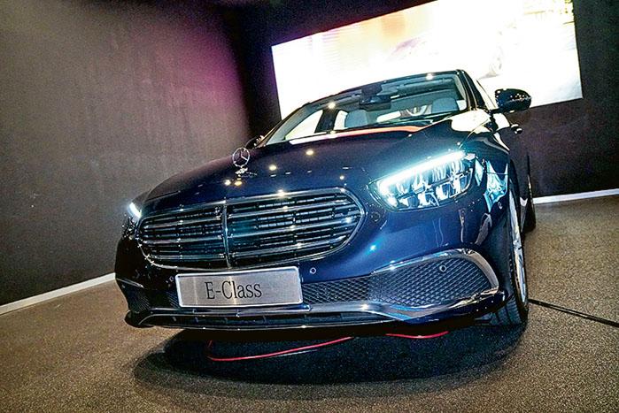 Mercedes-Benz, E-Class, E 200, Facelift,
