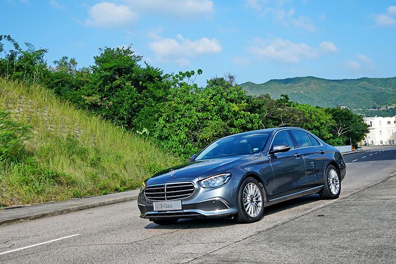 Mercedes-Benz E 200 Exclusive Facelift 華麗轉新