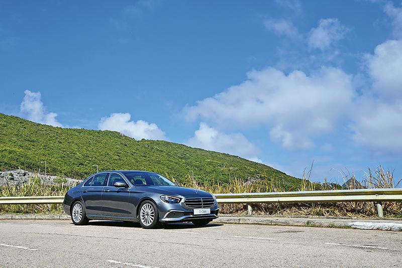 科技革新 Mercedes-Benz E-Class 王者續領風騷