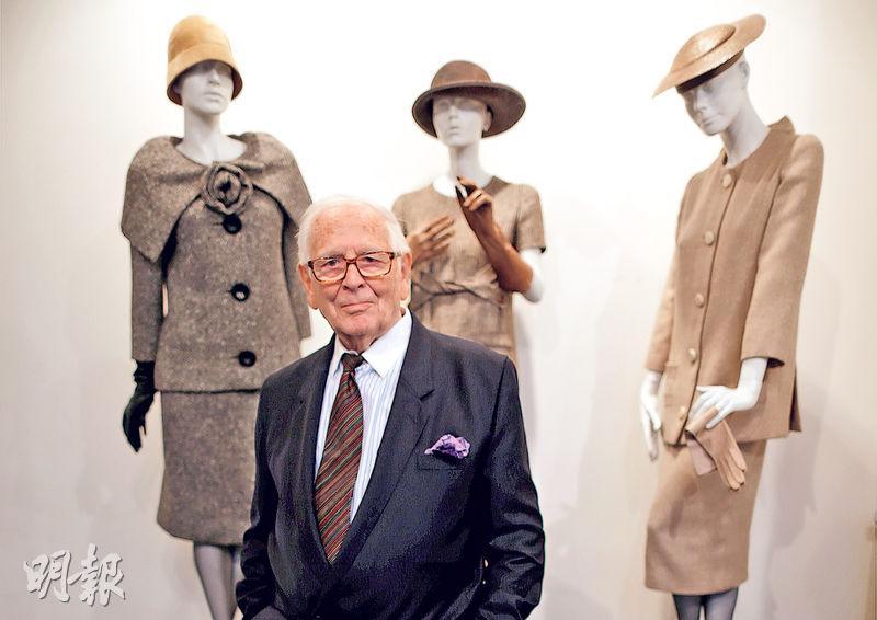 法國時裝設計大師Pierre Cardin逝世